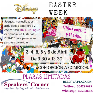 Easter week @ Speakers' Corner